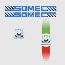 Somec Bicycle Decals, Transfers, Stickers n.1