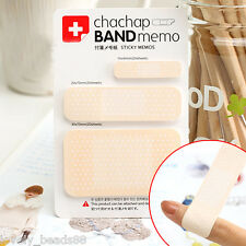 New Bandage Stickers Post-it Bookmark Memo Flags Sticky Notes Office Supplies