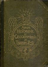Album Centenario de Sellos Ivert Tellier Mundial  1884  ( Sin sellos )