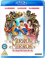 Mirror Mirror (Julia Roberts) - Blu Ray - Disc Only