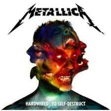 Metallica - Hardwired....To Self-Destruct - 3 x CD Album - Pre Order - 18th Nov