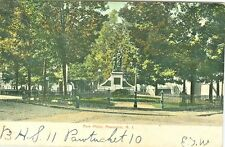Pawtucket RI Park Place 1907