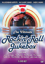 Ultimate Rock 'n' Roll Jukebox, The (DVD) (NEW AND SEALED)