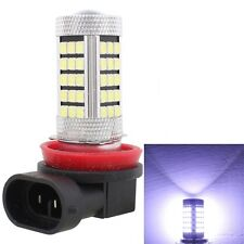 2PCS H8 12.6W 630LM 6500K White Light 2835 SMD 66 LED Car Fog Light, DC12V