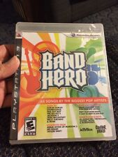 NEW SEALED Playstation 3 PS3 ~ BAND HERO
