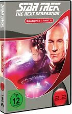 STAR TREK: THE NEXT GENERATION, Season 2.2 (3 DVDs) NEU+OVP