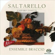 ZANETTI: Saltarello, New Music