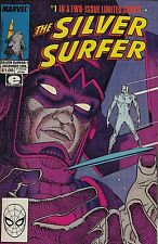 Marvel Comics Group! Silver Surfer! Limited Series Issue 1!