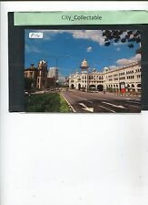 P110 # MALAYSIA USED PICTURE POST CARD * RAILWAY STATION, KL