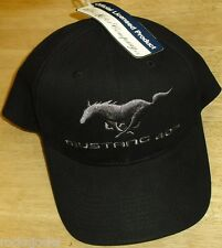 Mustang Car automobile Adjustable hat 40th BRAND NEW WITH TAGS!