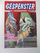 1x Comic -Gespenster Geschichten - Bastei- Nr. 706- Z. 1/1-2