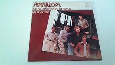 """ALMANZORA """"SE HA ENAMORAO LA NENA"""" 7"""" SPANISH SINGLE A/EX 1981"""