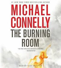 The Burning Room by Michael Connelly (2014, CD, Abridged)