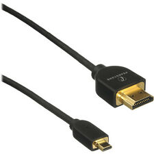 Pearstone Standard Series HDMI to Micro HDMI Cable - 3'