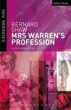 Mrs Warren's Profession (New Mermaids) by Shaw, George Bernard
