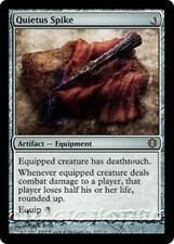 QUIETUS SPIKE Shards of Alara MTG Artifact — Equipment RARE