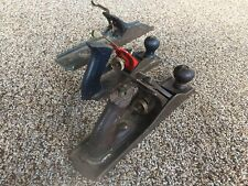 Stanley No 5 Pat 1902 1910 Plane Lot Of 3 Parts Vintage
