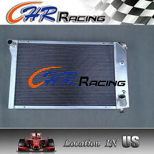 3 Row FOR 1977 1978 1979 1980 1981 1982 Chevy Corvette Aluminum Radiator