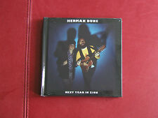 Herman Dune Next Year In Zion 2008 Source / City Slang 2 Cd Set Digi Book Sealed