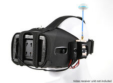 Quanum DIY FPV Goggles V2 w/5 Inch LCD Non-Blue Screen Monitor Kit  Room Glasses