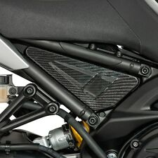 Yamaha Carbon Fiber Subframe Covers - Fits 2014 - 2016 FZ-09 & 2016 XSR900 - New