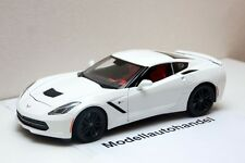 CHEVROLET CORVETTE C7 Z51 STINGRAY- white - 1:18 MAISTO - UVP 49,99 €