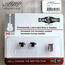 Passe Cordes STRING RETAINER Trees BLACK TUSQ Graph Tech Fit Fender PT-7004