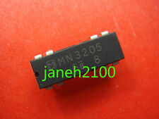 1pc IC PANASONI DIP-8 MN3205 V3205D V3205SD (A98) AR