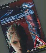 Homeworld 2 II Deutsch von Relic ★★★ NEU ★★★