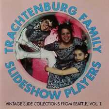 TRACHTENBURG FAMILY SLIDESHOW PLAYERS - Enhanced cd. Vintage slide collections