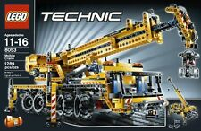 LEGO Technic Mobile Crane (8053)