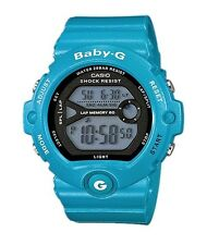 Casio Baby-G * BG6903-2 Pearl Blue Resin Runners 60 Lap MOM17 COD PayPal
