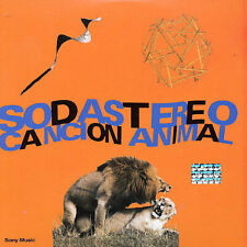 Cancion Animal by Soda Stereo (CD, 2007, Sony Music, Made in México)