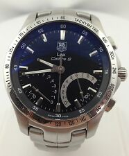 Tag Heuer CJF7110 Link Calibre S Chronograph Watch