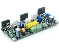 High Quality DIY LM3886 X3 parallel Power Amplifier board 150W Assembled HIFI
