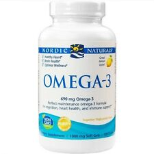 Omega-3, Cognition, Heart Health, and Immune Support, 120 Soft Gels