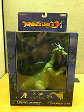 Anjon Inc Dragons Lair 3D Singe with sword and treasure action figure Brand new!