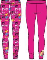 Barbie Leggings Hose 104 110 116 122 128 134 Sweathose Leggins Mattel Mädchen