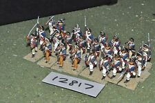 25mm american war of independence american infantry 24 figures (12817)