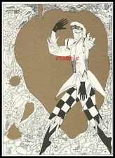Nijinsky Russian Ballet Study (2) R.Montenegro Diaghilev Ballets Russes