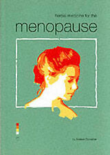 Herbal Medicine for the Menopause,GOOD Book