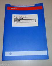 Werkstatthandbuch VW Lupo Bremsen Bremsanlage 3 L Stand 05/1999