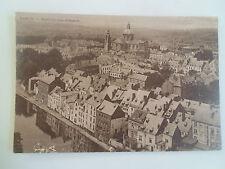 Old Vintage Postcard Birds Eye View Namur - Belgium - Franked And Stamped 1923