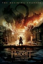 The Hobbit poster - Lord Of the Rings movie poster Battle Of The Five Armies (a)
