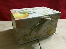 "Susan Winget Decorative Box ""Grapefruit"""