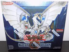 Cybernetic Revolution Yugioh Booster Box English Unlimited Edition - NEW SEALED