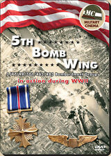 15th Air Force - 5th Bomb Wing in World War II  DVD