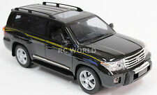 R/C 1/14 Radio Control Truck TOYOTA LAND CRUISER Lexus Lx W/ LED Lights Black