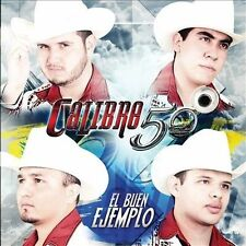 El Buen Ejemplo by Calibre 50 (imported CD, 2011, Disa) NEW! In shrink wrap