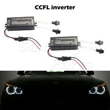 2pcs 12V CCFL Inverters for BMW CCFL Halo Angel Eyes Halo Rings Kits Ballast